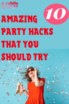 We have compiled awesome party hacks. Sharing easy and simple tricks to make your life, party, drinks, and food more merry. The best thing about these hacks is that they each take 5 minutes or less, and they bring a huge dose of easy festiveness into our everyday lives. Check this pin for party hacks that will make your year freakin' awesome! #partyhacks #party #bestparty Diy Donut Bar, Diy Donuts, Party Hacks, Diy Wedding Projects, Party Drinks, Best Part Of Me, Merry, Make It Yourself, My Favorite Things