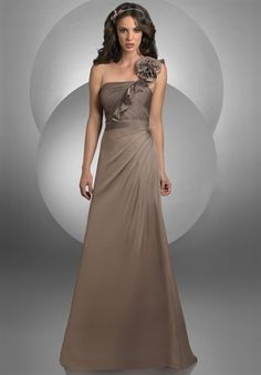 I love this dress for my bridesmaids, very pretty & with a big flower