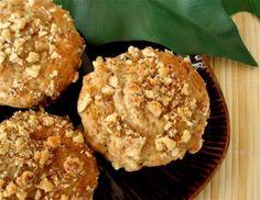 Banana-Buttermilk Muffins
