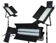 Prolight FL220AW Fluro light kit