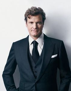 Colin Firth, the perfect man. What every perfect man needs is a perfect women. Colin Firth, British Men, British Actors, Sir Anthony Hopkins, Actrices Hollywood, Kingsman, Sharp Dressed Man, Pride And Prejudice, Dream Guy