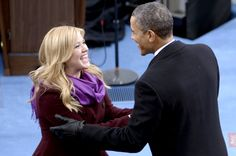 Beyonce, Kelly Clarkson Add Soaring Voices to Obama's Inauguration ...