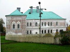 Maison des Diacres - Monastère Fiodorovsky - Pouchkine - Construit de 1913 à 1918 par l'architecte Stepan Krichinsky.