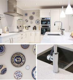 Simply Kitchen Plymouth, White Kitchen, Kitchen Decor,