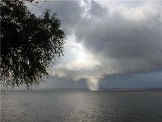 Waterspout, Black Lake MI