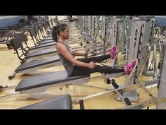 5 Minute Fat Burner Workout on the Total Gym || Maria Sollon || www.groovysweat.com - YouTube