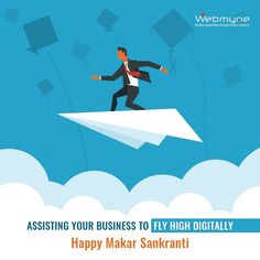 """As we cut the kite strings, let us all cut-down the spread of COVID-19 by flying kites with social distancing. May this festival of Uttarayan fill you with splendid daylight and let the breeze soar your kite high in the sky. @webmynesystems wishes you a """"Happy Makarsankranti"""" #makarsankranti2021 #firstfestivalof2021 #kitefestival #festival2021 #savebirds #wintervibes #uttarayan2021 #kiteflyingfestival"""