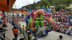 Así fue el desfile de las Carrozas 6 De Enero San Bernardo Carnaval De N...