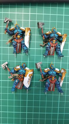 W.I.P Celestial Vindicator Liberators.