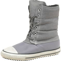 Converse Womens CT All Star Mid Boots Slushie Grey £39.99
