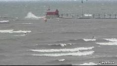 Lake Michigan webcams