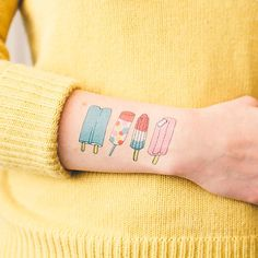 It's Tattoo Tuesday and my favorite temporary tattoos from Tattly need to be shared.