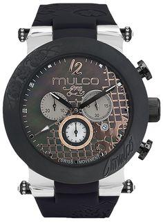 La Colección de Relojes MulcoERAse inspira en el siglo veinte, una épocallena de Glamour y Elegancia