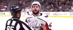Caps Hockey, Hockey Teams, Hockey Baby, Ice Hockey, Montreal Canadiens, Steve Yzerman, Capitals Hockey, Hockey Boards, Tom Wilson