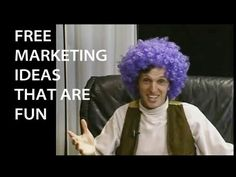 Free Marketing Ideas - That are Fun and Authentic See more videos at http://vitalygeyman.com/
