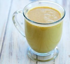 Golden Milk Recipe: I did this once or twice, if you go into it with the mindset that it will taste like tea you may like it. I am thinking of trying it with almond milk,