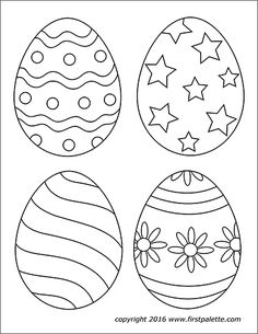Excellent Picture of Easter Egg Coloring Page . Easter Egg Coloring Page Coloring Page Coloring Page Egg Pages Easter Places For Free Easter Egg Template, Easter Templates, Easter Egg Pattern, Easter Coloring Pages Printable, Easter Egg Coloring Pages, Free Coloring Pages, Easter Egg Printables, Coloring Sheets, Coloring Book