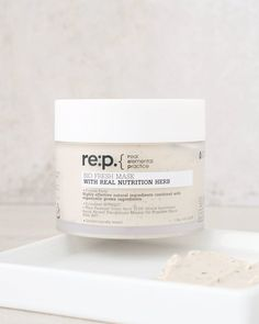 Firm & revive tired skin with this vegan-friendly clay mask. It's gentle yet powerful formula of rosemary & peppermint brightens & refreshes skin. Beauty Kit, Beauty Products, Putting On Makeup, Neem Oil, Color Your Hair, Ingrown Hair, How To Apply Makeup, Tea Tree Oil, Korean Skincare