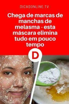 Mascara para clarear a pele   O tratamento é muito fácil e a ação é quase imediata. Aprenda, faça e comprove ↓ ↓ ↓