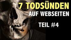 7 Todsünden auf Webseiten - Teil #4