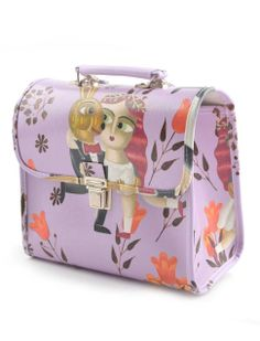 Exclusive fairy tail Alice in Wonderland schoolbag, super cute and high certified quality for longlasting enjoyment!