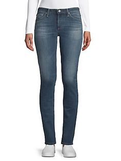 AG Adriano Goldschmied - Harper Straight Jeans e9f9aa263