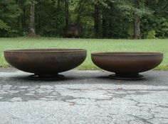 48 Inch Fire Pit Industrial Duty BIG ONE by Firepitsatlanta