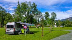 Camp Danica am Triglav Nationalpark Seen, Recreational Vehicles, Golf Courses, Campsite, Croatia, Travel Report, National Forest, Travel Advice, Camper