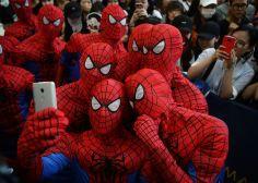 'Spider-Man' y las telenovelas para hombres