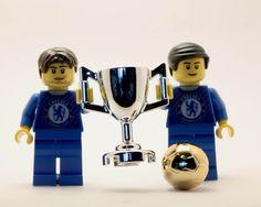 #ChelseaFC#Legos#2016-2017BarclaysChampions