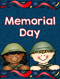 FREE Memorial Day Thank You teaching resources #Teach123 and #FernSmithsClassroomIdeas