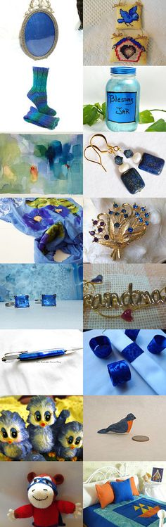 ~ My Blue Blessing ~  by Nancy on Etsy--Pinned+with+TreasuryPin.com