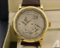 A. Lange & Söhne Lange 1 TimeZone 18K Yellow Gold