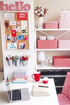 Trendy Home Organization Bedroom Baskets Ideas College Dorm Organization, Bedroom Organization Diy, Basket Organization, Home Office Organization, Organizing Ideas, Organizing Life, Bathroom Storage, Bathroom Ideas, Organizing Clutter