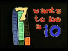 """Mortensen Math Video: Want To Be A Ten with """"The GREEN one"""" Master Train..."""