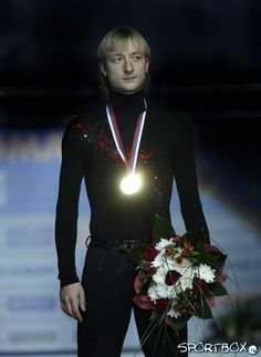 Evgeni Plushenko - Fórum