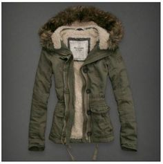 abercrombie and fitch winter jackets women | abercrombie and fitch women's ella winter coat - $125 (coxwell/gerrard ...