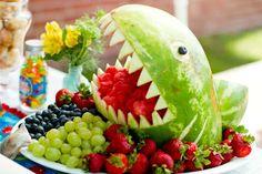 A Table Prepared: Jaxon's First Birthday Under The Sea
