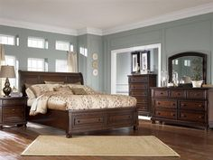 Ashley furniture Gaylon Bedroom Set