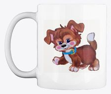 This Puppy coffee mug design is perfect for dog and coffee lovers. As a dog lover, you'll be proud to be seen enjoying your coffee from this mug. It's also available in other colors, and it is the perfect gift for your dog friends or family members. Coffee Lovers, Dog Lovers, Coffee Mugs, Unique Image, Mug Designs, Dog Friends, Your Dog, Puppies, Colors
