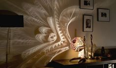 iluminación lámpara de calabaza