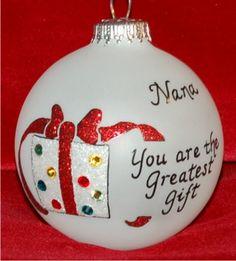 7fa5eb09d7387 Great Grandparents Ornaments · Very Special Grandma