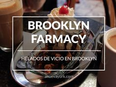¡Prueba las copas de helado más gigantescas de Brooklyn!