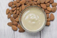 3-Ingredient Almond Butter Yogurt Dip
