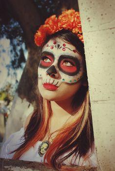 Old Skull Glamour - Variation by paiohdz.deviantart.com on @DeviantArt
