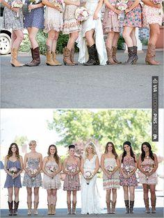 bridesmaid ideas | CHECK OUT MORE IDEAS AT WEDDINGPINS.NET | #bridesmaids