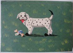 woodentops barbara jones illustrations | Back cover of Barbara Jones Woodentops pop up book