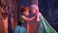 One thing we can all agree on; Elsanna is love....