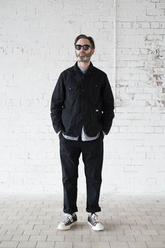 ENGINEERED GARMENTS SS16 – DELIVERY 1