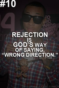 I like this. It makes rejection easier to think About. essentially the same as one door closing and another opening.